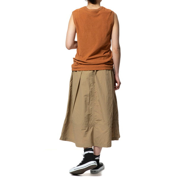 MEI | メイ GATHER WRAP SKIRT