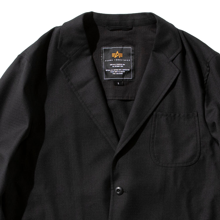 ALPHA INDUSTRIES | アルファ インダストリーズ Begin限定 UNCONSTRUCTED General JACKET