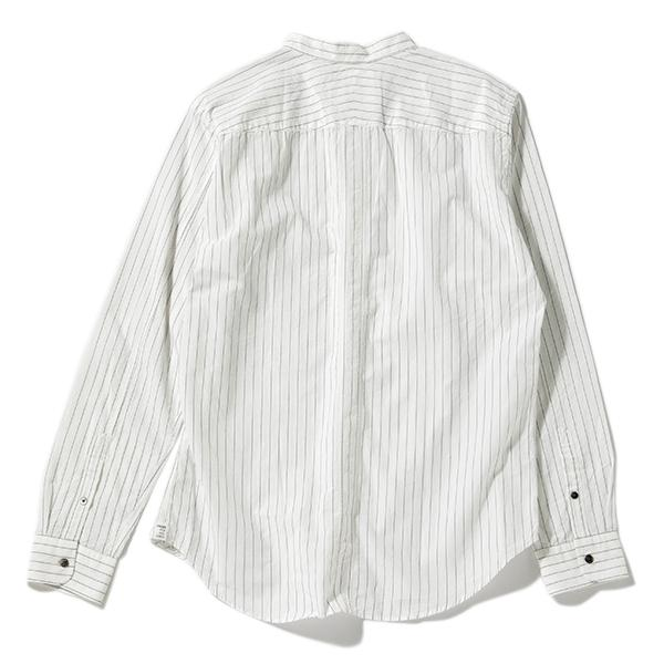 FINGER FOX AND SHIRTS | フィンガーフォックスアンドシャツ 【Ring】Pinhead Stripe Shirts
