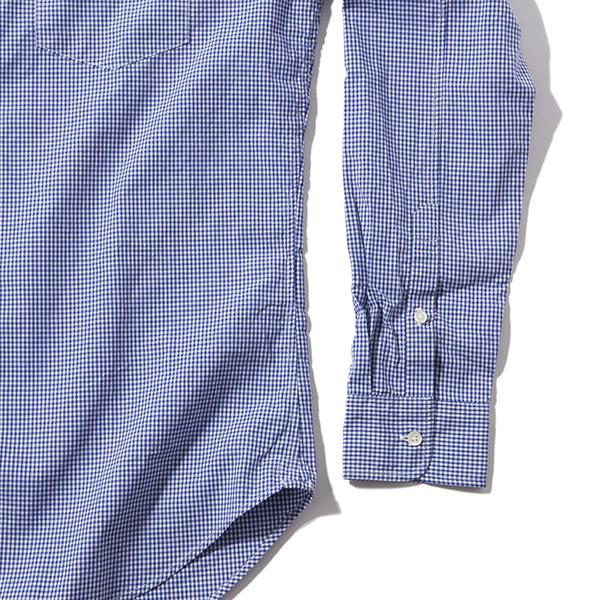 FINGER FOX AND SHIRTS | フィンガーフォックスアンドシャツ 【Pointer】Gingham Check Shirts