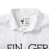 FINGER FOX AND SHIRTS | フィンガーフォックスアンドシャツ 【Thumb】60/-Typewriter FFS Shirts