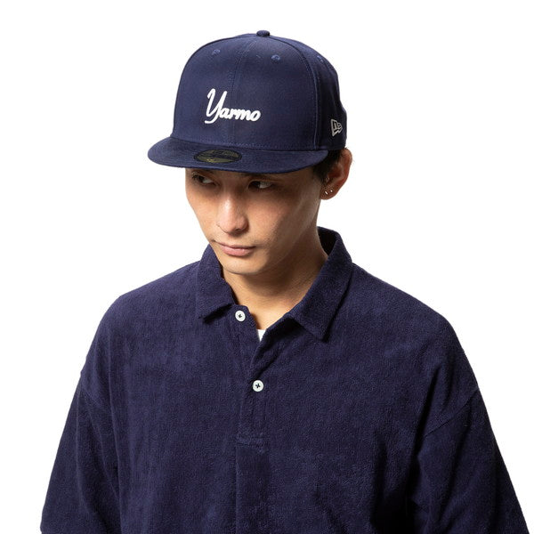YARMO x NEW ERA | ヤーモ×ニューエラ Embroidered 59 FIFTY