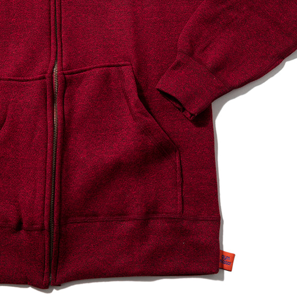 gym master MADE IN/FAIT AU CANADA | ジムマスター sweat raglan full zip hooded