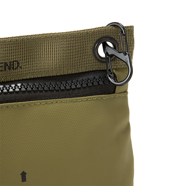 WEEKEND(ER)&co | ウィークエンダー MAT COATING POUCH