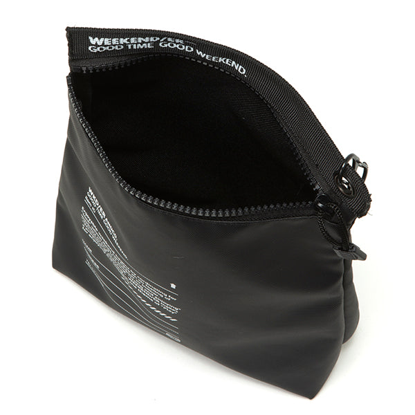 WEEKEND(ER)&co | ウィークエンダー MAT COATING TOOL POUCH