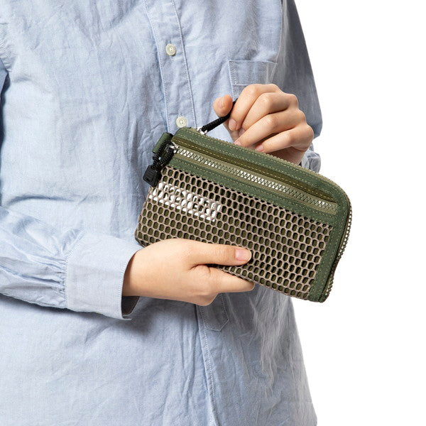 WEEKEND(ER)&co. | ウィークエンダー COMBINATION MESH MULTI-CASE