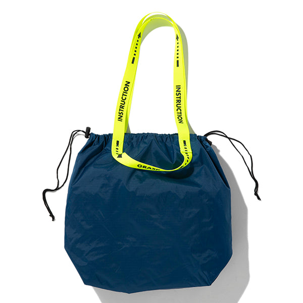 WEEKEND(ER)&co | ウィークエンダー Packable nylon totebag