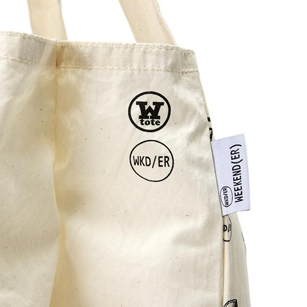 WEEKEND(ER)&co | ウィークエンダー W-tote