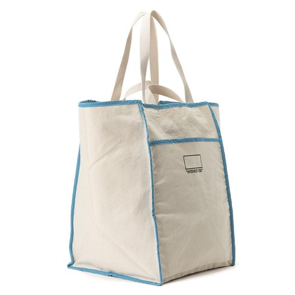 WEEKEND(ER)&co | ウィークエンダー New canvas shopping bag