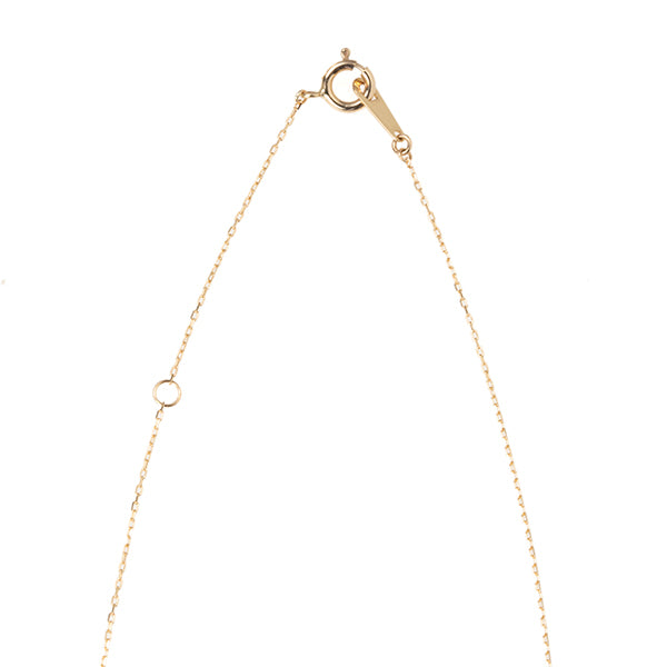 les bonbon | ル・ボンボン diamond chain necklace