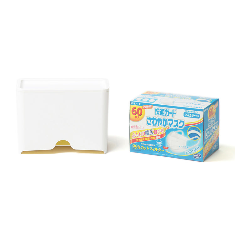 ideaco | イデアコ Mask Dispenser 60 Basic