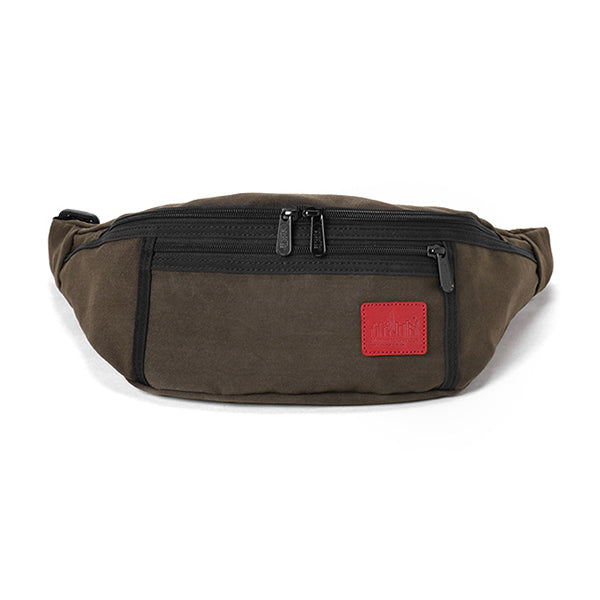 Manhattan Portage | マンハッタン ポーテージ Waxed Nylon Alleycat Waist Bag