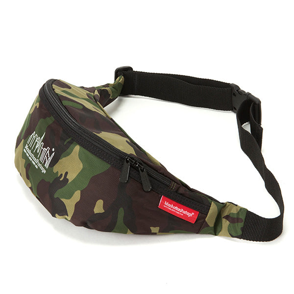 Manhattan Portage | マンハッタン ポーテージ Brooklyn Bridge Waist Bag CDL XS