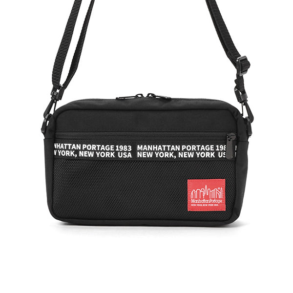 Manhattan Portage | マンハッタン ポーテージ Jogger Bag Double Typeset