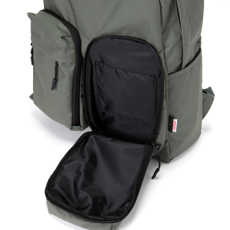SML | エスエムエル DOUBLE POCKET DAY PACK