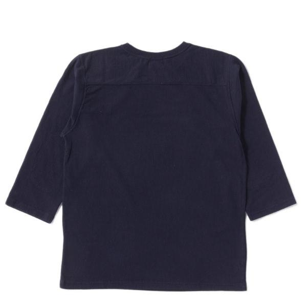 TOOLS | ツールズ HOLIDAY TOOL CREW NECK FOOTBALL TEE QUARTER SLEEVE