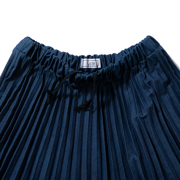 Urvin | アーヴィン pleated skirt