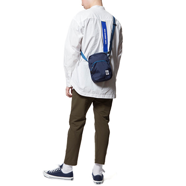 CHUMS | チャムス Eco Vertical Shoulder Pack