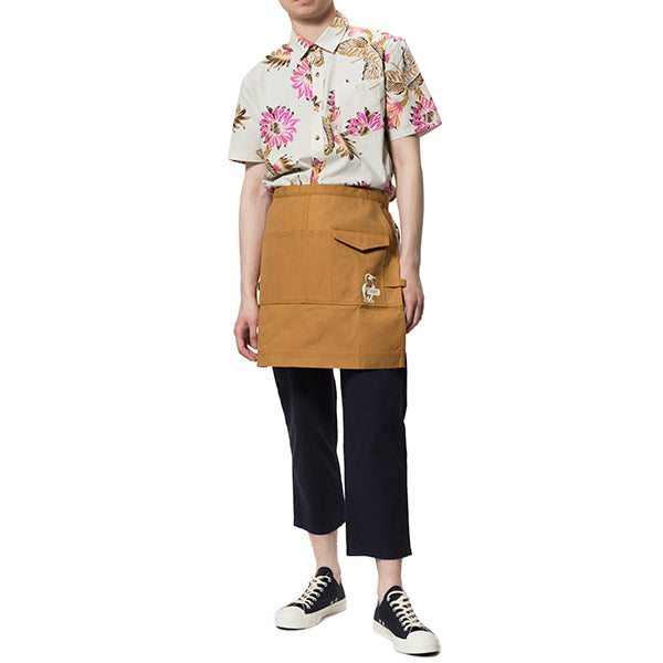 CHUMS | チャムス Hurricane Work Short Apron