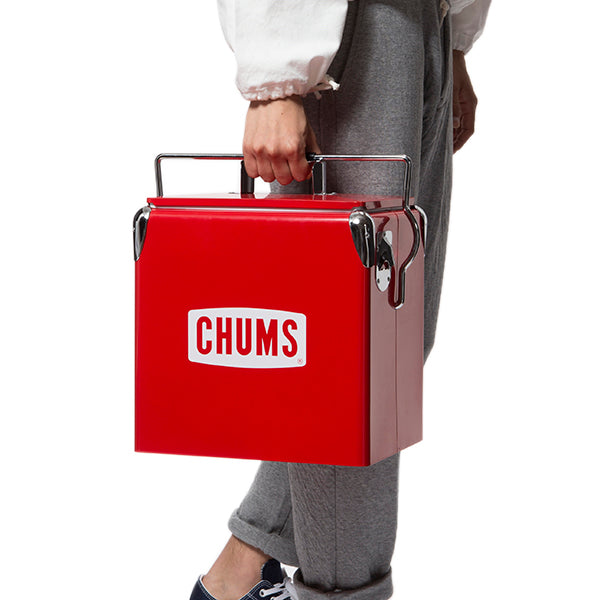 CHUMS | チャムス CHUMS Steel Cooler Box