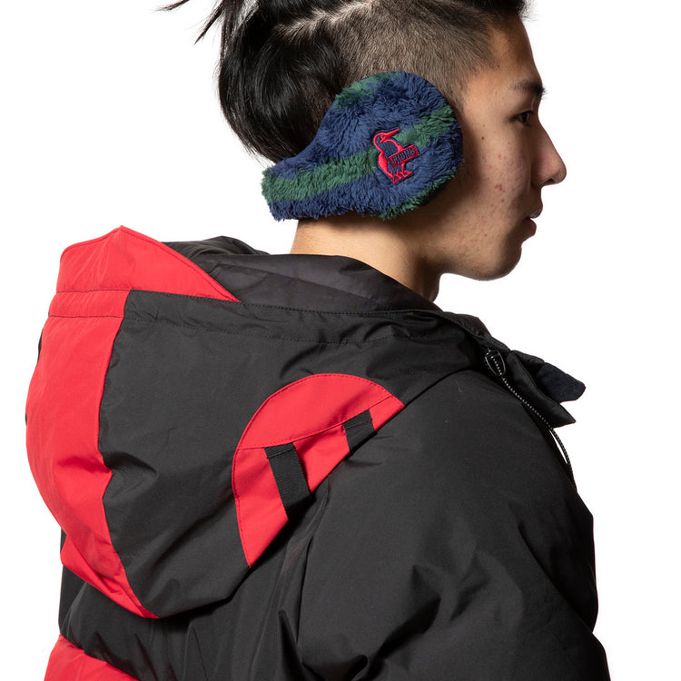 CHUMS | チャムス Elmo Fleece Compact Ear Warmer
