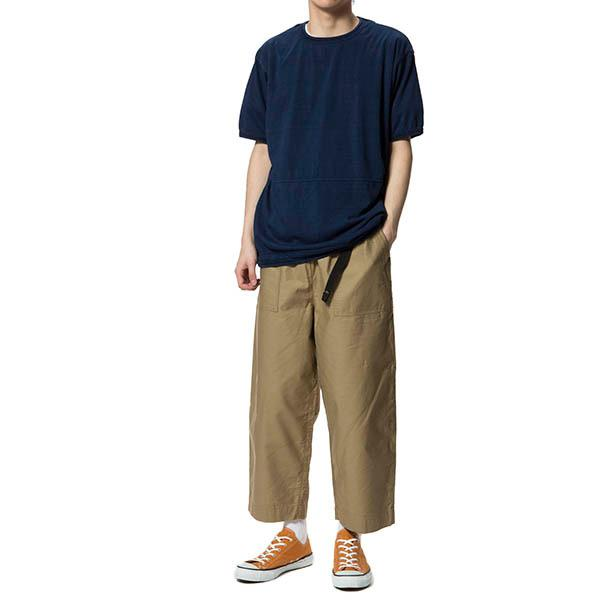 have a good day | ハブアグッドデイ Loose baker pants