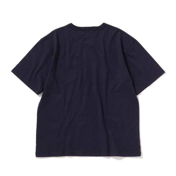 feel so easy good things for relaxing | フィールソーイージーグッドシングスフォーリラクシング WEST SHORE new_logo pocket Tee