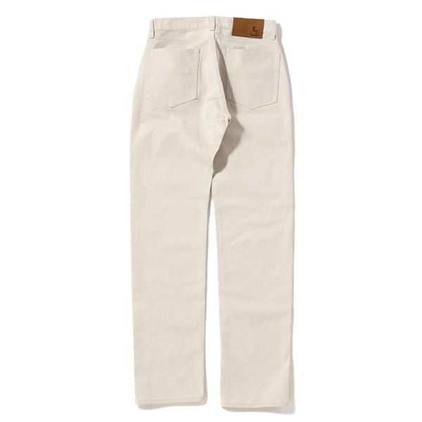EMPIRE&SONS | エンパイアアンドサンズ 5POCKET STRAIGHT TAPERED PIQUE PANT