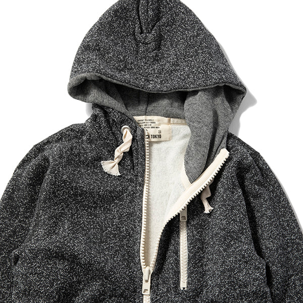 RIDING HIGH | ライディングハイ LOOP WHEEL ZIP PARKA