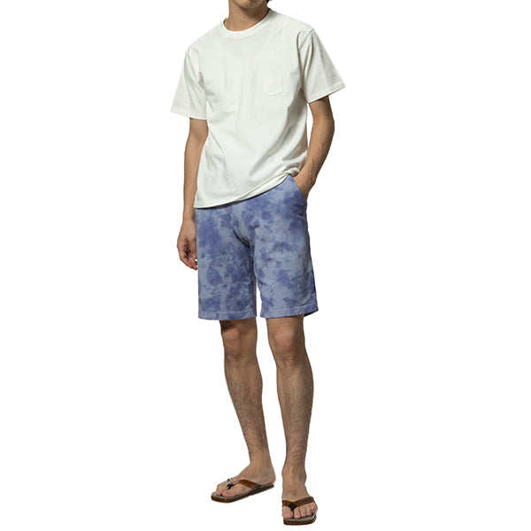 RIDING HIGH | ライディングハイ CAGE DYED SHORT PANTS