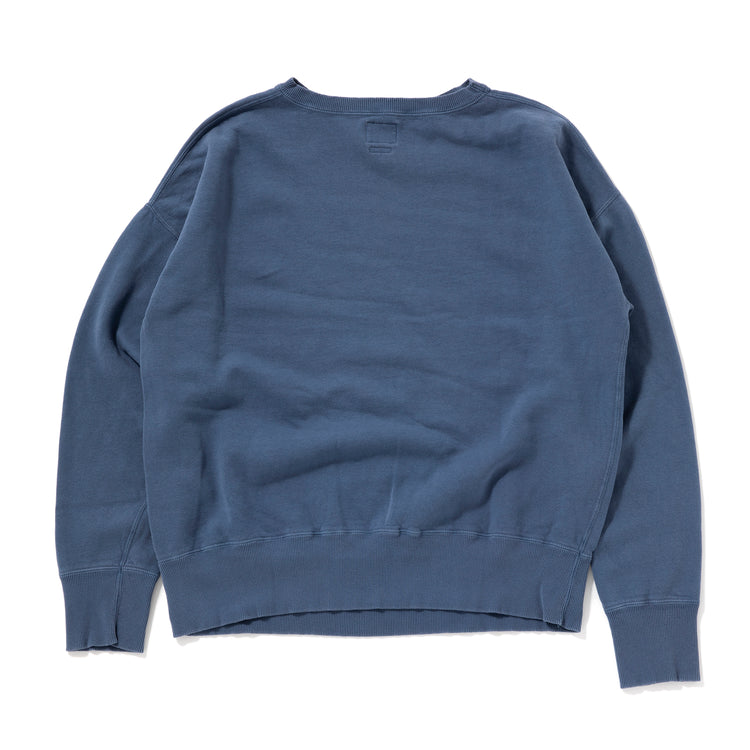 RIDING HIGH | ライディングハイ DUSTY COLOR CREW SWEAT