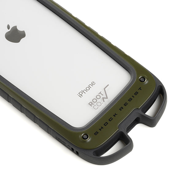 ROOT CO. | ルート [iPhone XS/X専用]ROOT CO. Gravity Shock Resist Case +Hold.