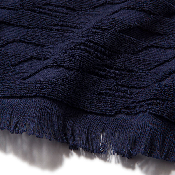 CAL O LINE | キャル オー ライン SOLID COLOR BLANKET