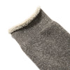 THING FABRICS | シングファブリックス TIP TOP 365 Organic Heather Pile Crew Socks