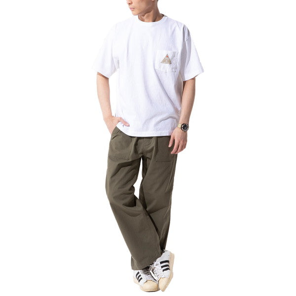 THIS IS MADE IN JAPANオリジナル | ディスイズメイドインジャパンオリジナル Begin別注 USA JERSEY POCKET SS TEE