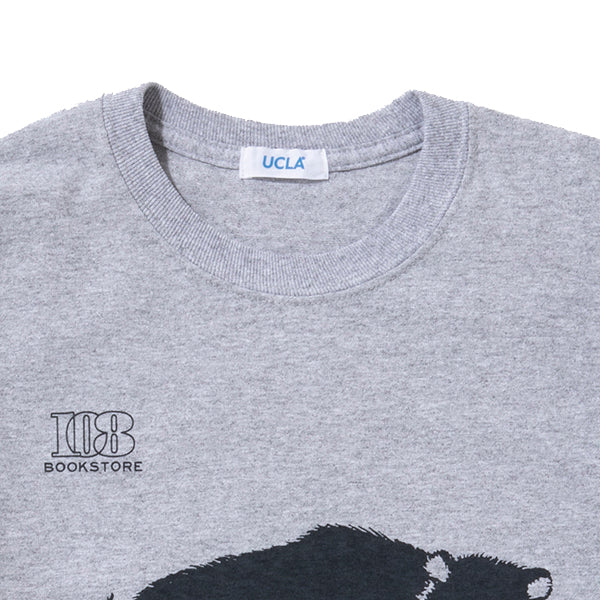 UCLA | ユーシーエルエー ×108 Begin別注 1961 BEAR TICKET LS TEE