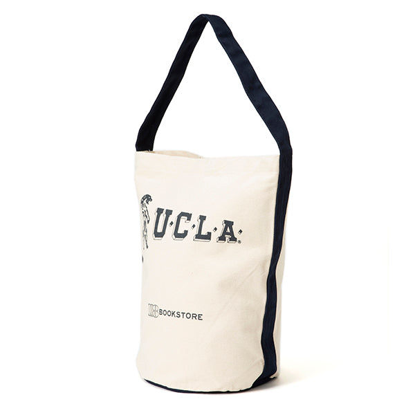 UCLA | ユーシーエルエー ×108 Begin別注 PENNANT 80S BEAR, FLOWER 70S ONE-SHOULDER TOTE