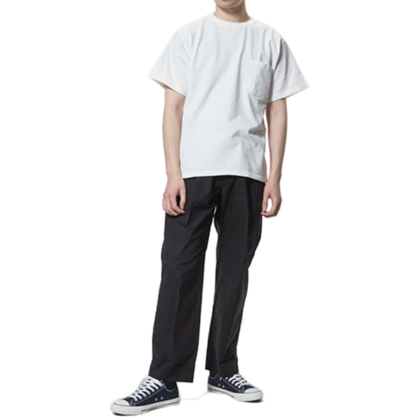 GOODWEAR | グッドウェア S/S CREW NECK POCKET TEE