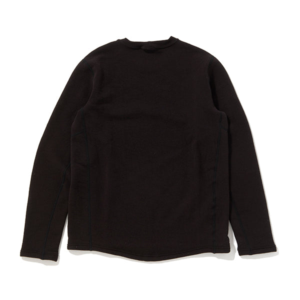 yetina | イエティナ Yetina light Crew neck
