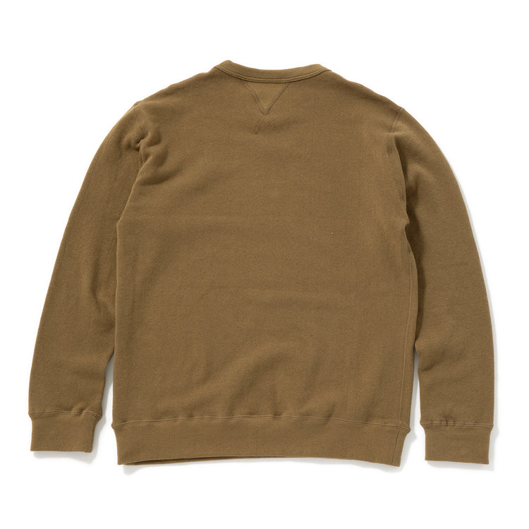 YETINA | イエティナ allseason cotton sweat shirt