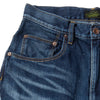 GOHEMP | ゴーヘンプ WIDE DENIM PANTS (USED WASH)