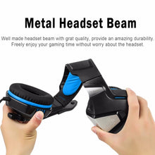 Load image into Gallery viewer, Ninja Dragon V3MAX  LED Stereo Gaming Noise Cancelling Headset