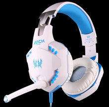 Load image into Gallery viewer, Ninja Dragon Stealth G21Z LED Vibration Gaming Headphone with Microphone