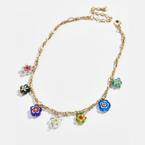 Candice Layered Multi-Color 2 PC Layered Necklace