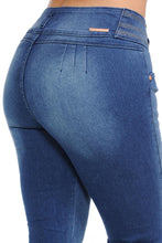 Load image into Gallery viewer, Diamante Women's Jeans - Push Up - Style G750