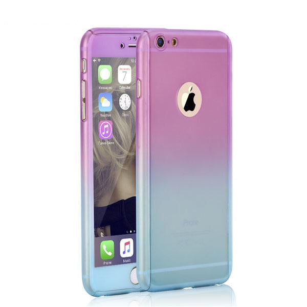 Colorful Phone Case for iPhone 8, 8Plus, 7 , 7 Plus, 6, 6 Plus