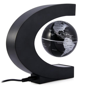 Floating Anti Gravity LED Globe Desktop Lights