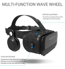 Load image into Gallery viewer, Dragon ZX5 VR Gaming Stereo 3D Headset