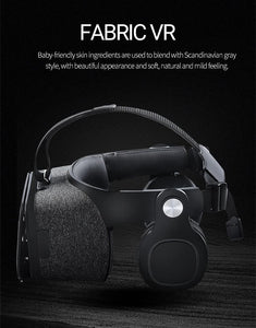 Dragon ZX5 VR Gaming Stereo 3D Headset