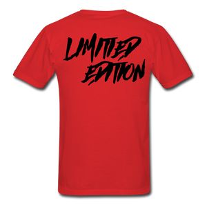 Normal -Men's T-Shirt - red